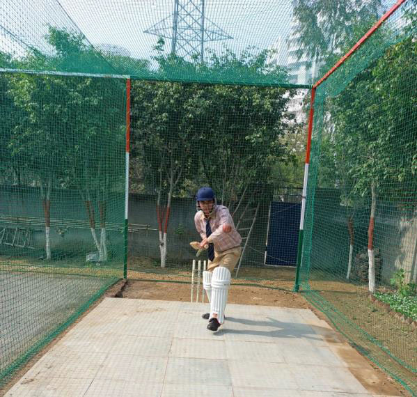 Sports and Games Cricket