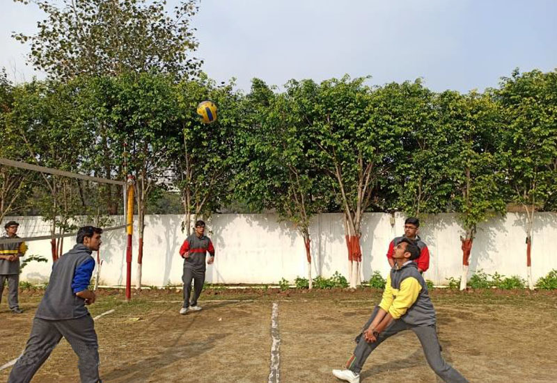 Sports and Games Volleyball